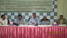 National Seminar on Cross-talk of Digital Resources Management step towards Digital Bangladesh held at CICC - 22 August 2015