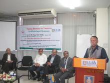 Workshop on Thesaurus held at ULAB Seminar Room on 29 November 2014