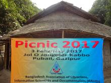 BALID Picnic 2017 at Jol O Jongoler Kabbo - 3 February 2017